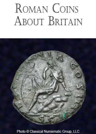 Roman Coins About Britain